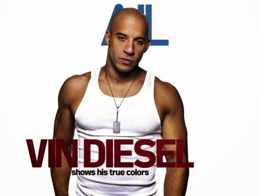 ALL ABOUT HOLLYWOOD STARS: Vin Diesel Body Wallpapers 2013