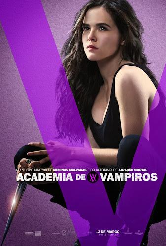 Ver Pelicula Academia de Vampiros