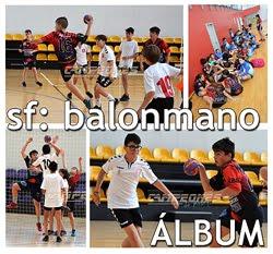 SAN FERNANDO: Balonmano Santiago