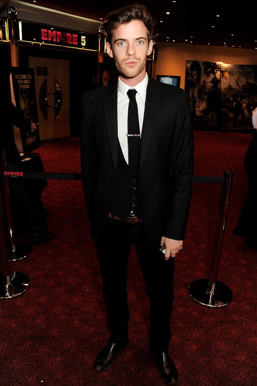 Luke Treadaway (born 1984)