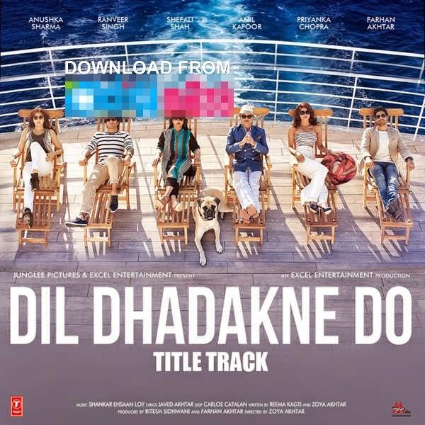 Download 'Dil Dhadakne Do' Full AUDIO Songs JUKEBOX   T ...