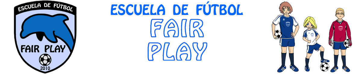Escuela de fútbol   FAIR   PLAY
