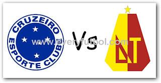 Ver Cruzeiro Vs Tolima Online En Vivo