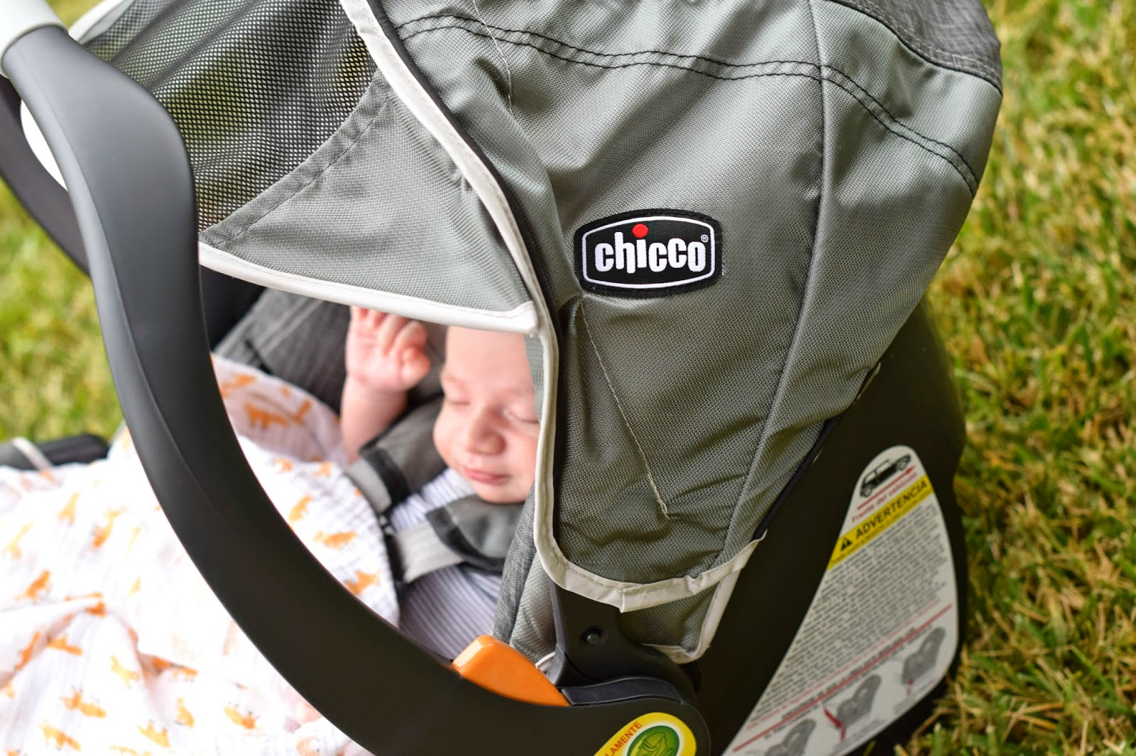 Chicco KeyFit 30, Chicco KeyFit 30 review, Easy to install car seat