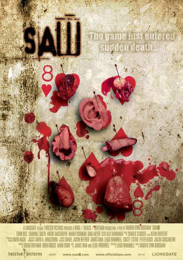 Saw 8 Release Date #32 saw obsessed fan craig