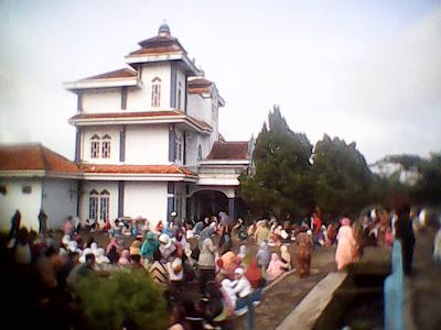 Kyai Abdul Mukti Koripan, Tegal Rejo, Magelang