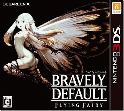 Bravely Default: Flying Fairy JP Screenshot