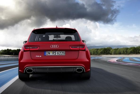 Audi A6 RS6 2013