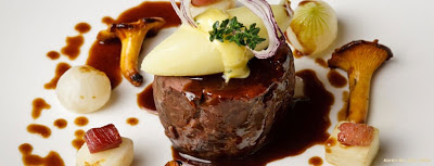 The Bocuse d'Or World Culinary Competition only uses the best products like Irish Beef Fillet