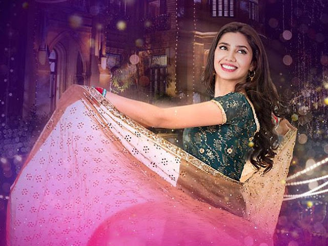 Beautiful Mahira Khan HD Wallpaper