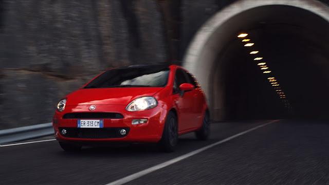 Fiat Punto 2013, il modello festeggia vent'anni