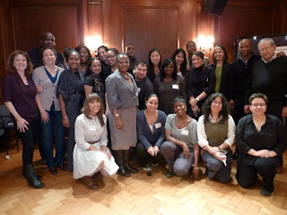 Diversity and Social Alumni