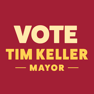 VOTE TIM KELLER!