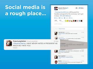 President Obama tweet
