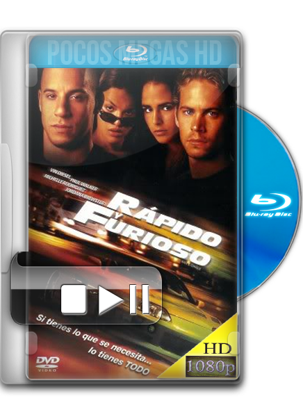 Rapido Y Furioso 1 (Fast and Forious) | 2001 | BRRip 1080p | Audio Dual Latino/Ingles 5.1