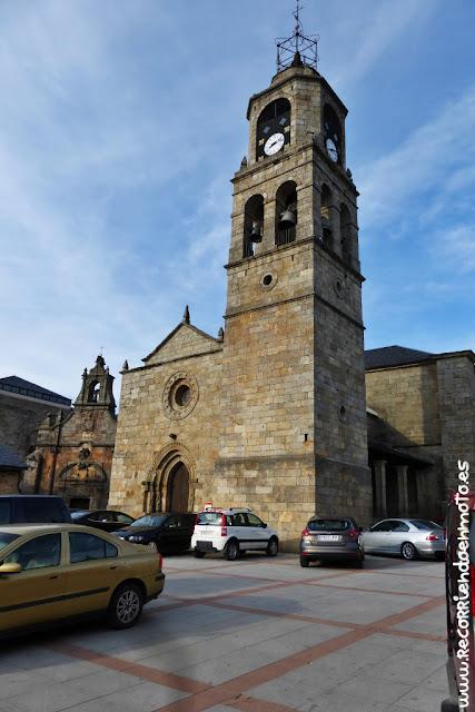 iglesia de Sta. María del Azogue