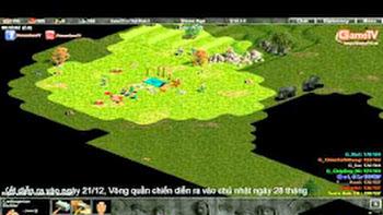 AOE Hà Nội Open4 - Bảng A, GameTV vs Thái Bình 3