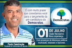 PAULO CONSTRUÇÃO CONVIDA