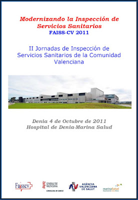 FAISS-CV20111004=2JornadasInspeccionServSanValencia-Cartel