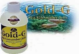 Legalitas Jelly Gamat Gold-G