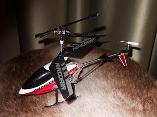 minihelicoptero ninco air
