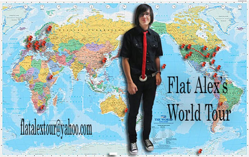 Flat Alex's World Tour