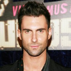 Cantor Adam Levine do Maroon 5