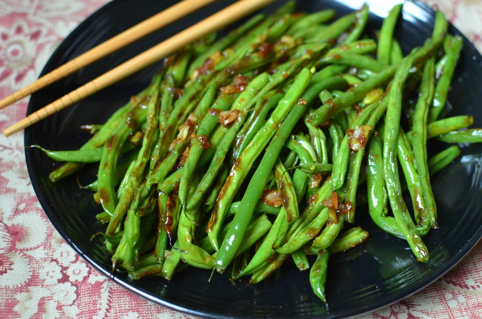 Asian green beans recipes