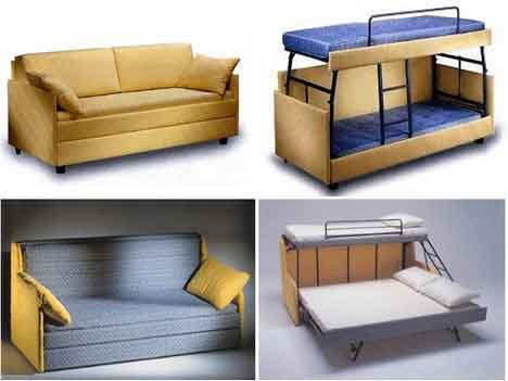 sofa bed bunk bed
