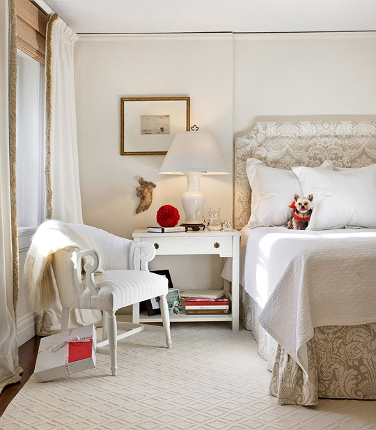 gregory van boven interiors photo by eric roth traditional home magazine holiday 2010 - Traditional Home Christmas Decor