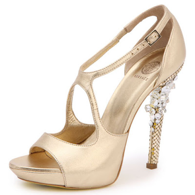 versace sandal bridal shoes fashion product 1 - Designer's Bridal shoes