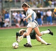 Brasil 0x1 Argentina - 1990