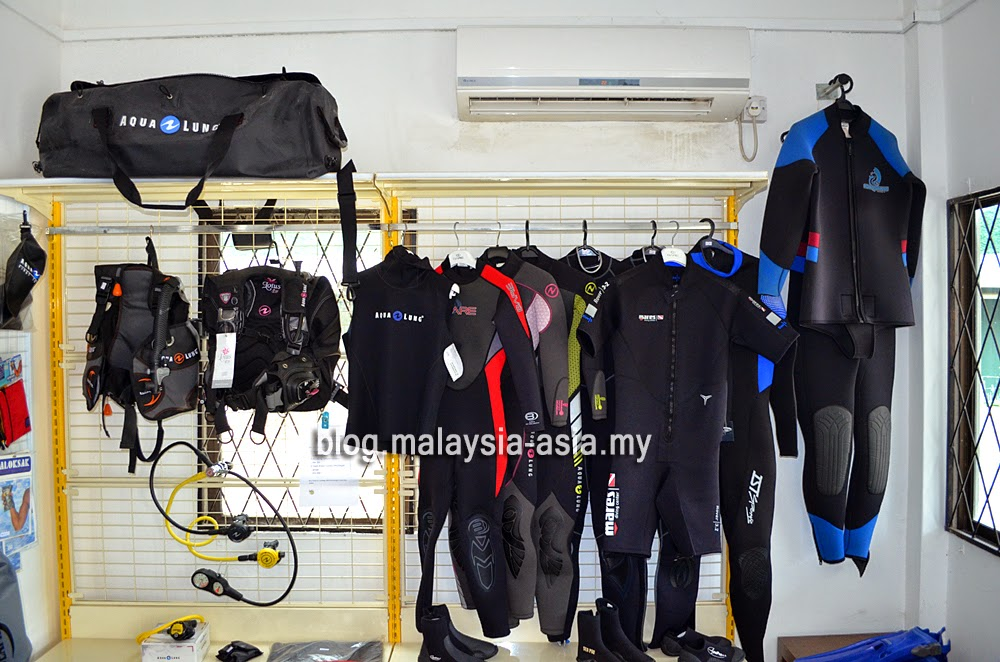 Dive Equipment Coco Dive in Miri
