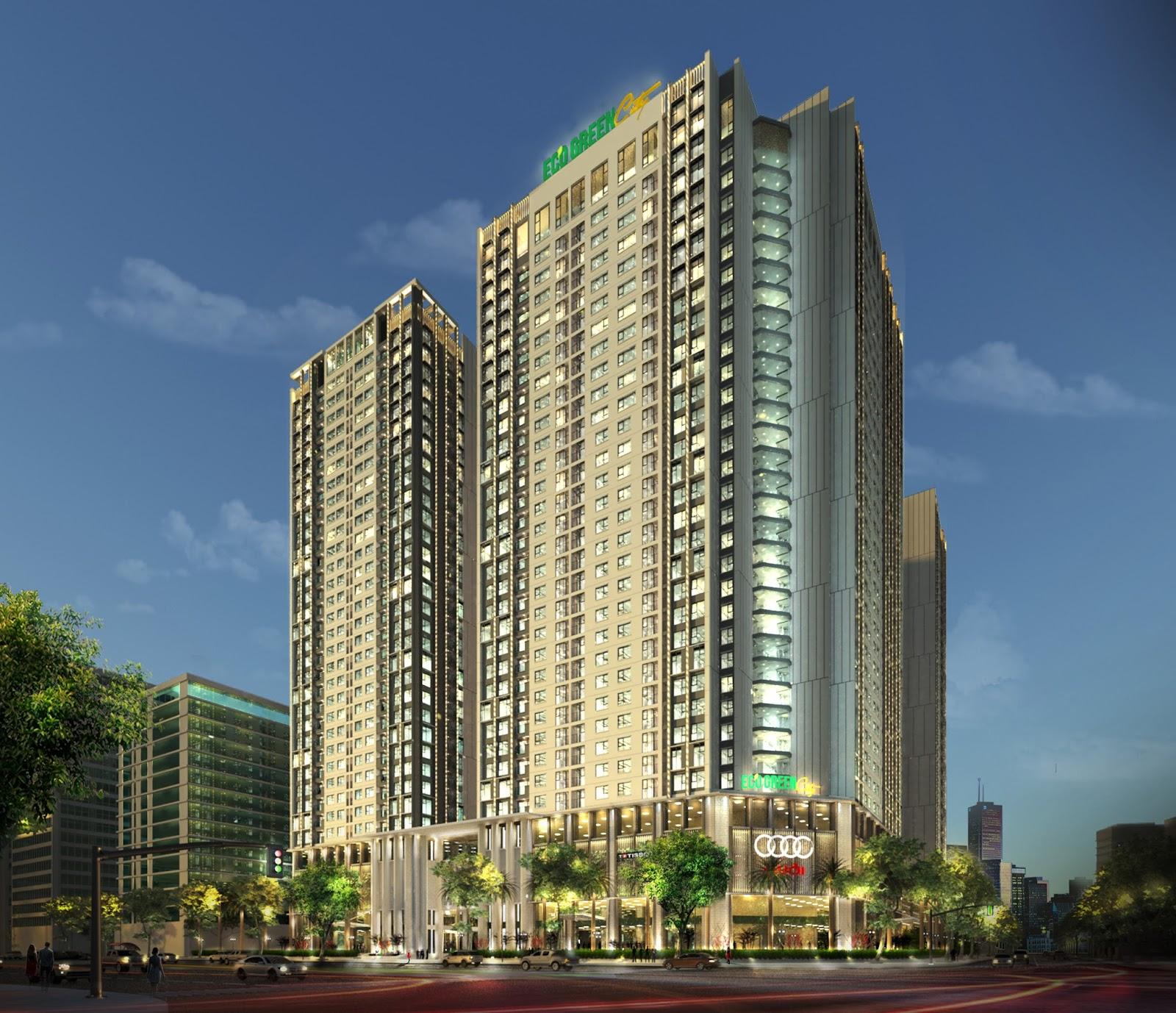 Đăng ký tham quan nhà mẫu dự án Eco Green City Nguyễn Xiển