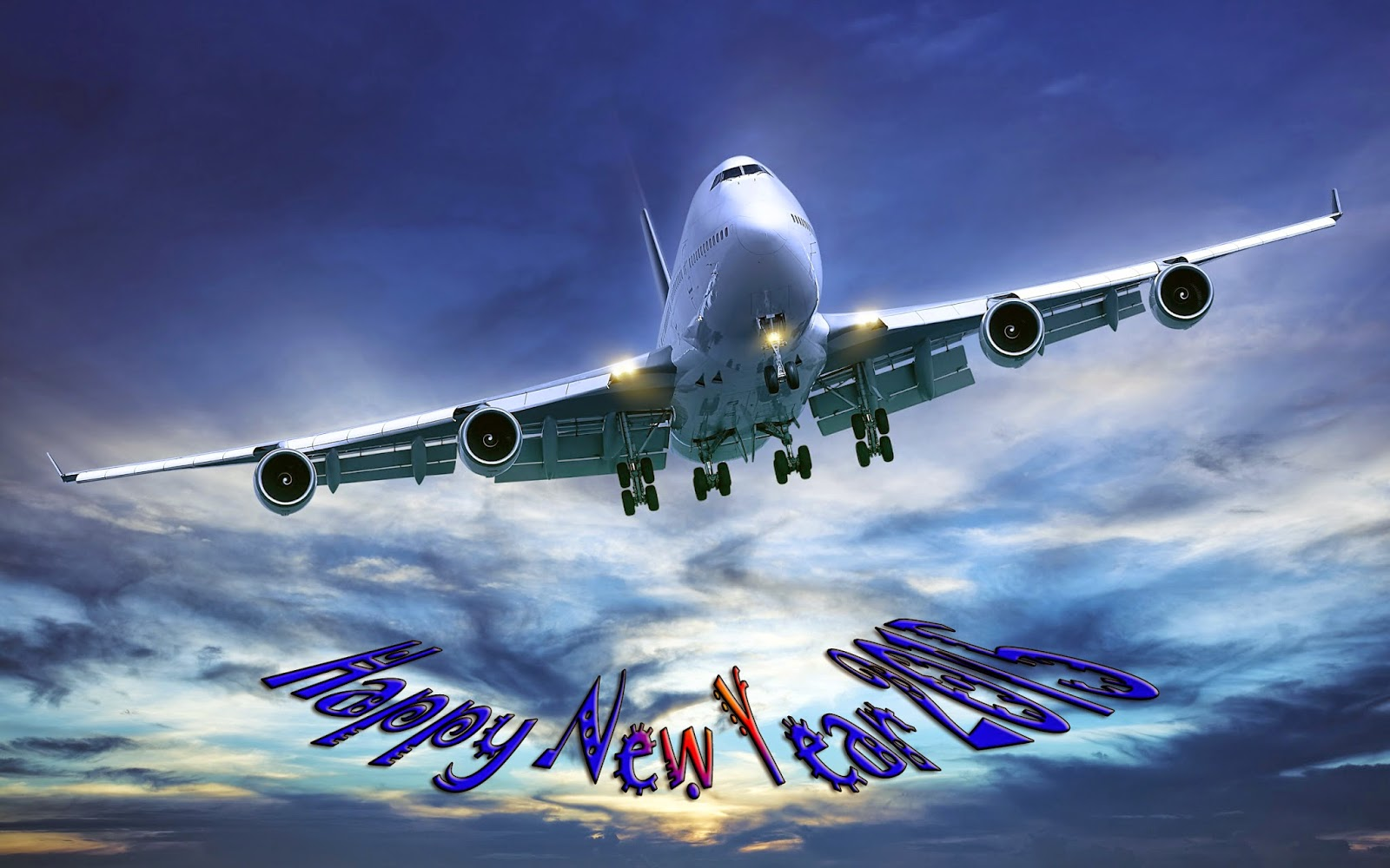 Happy New Year 2015 Cards - Beautiful Free Wishing Cards