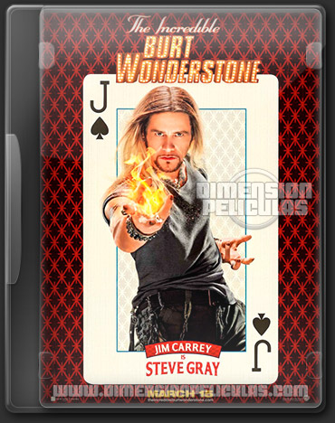 The Incredible Burt Wonderstone (DVDRip Ingles Subtitulada) (2013)