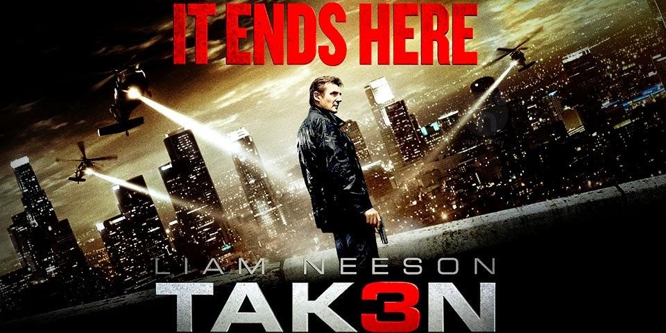 [Download Phim] Taken 3 – Cưỡng Đoạt 3