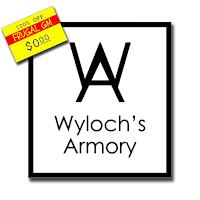 Free GM Resource: Wyloch's Armory
