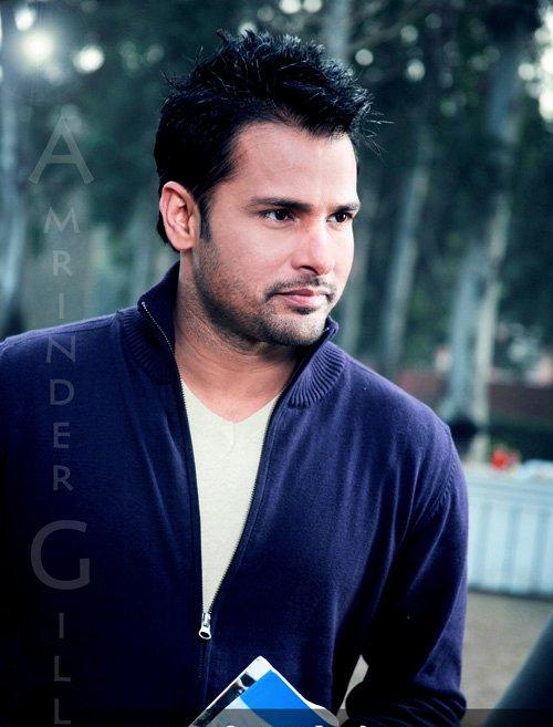 Amrinder Gill Contact Us