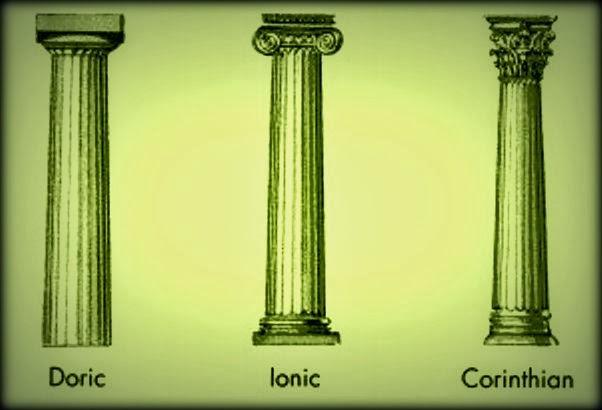 doric vs ionic architecture essay