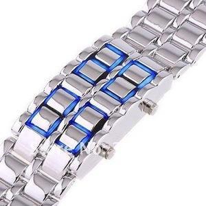 Jam Iron Samurai Tokyoflash Silver Blue, Rp.155.000, Kode J162