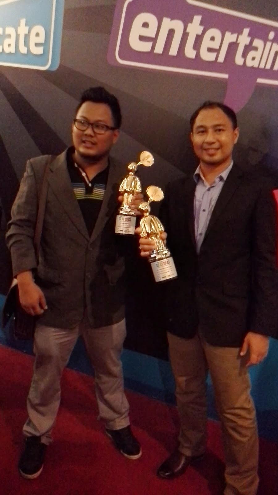 Acik AkuPenghibur Malaysia Social Media Week 2014 MSMW2014