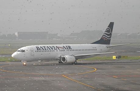 Batavia Air 737-400