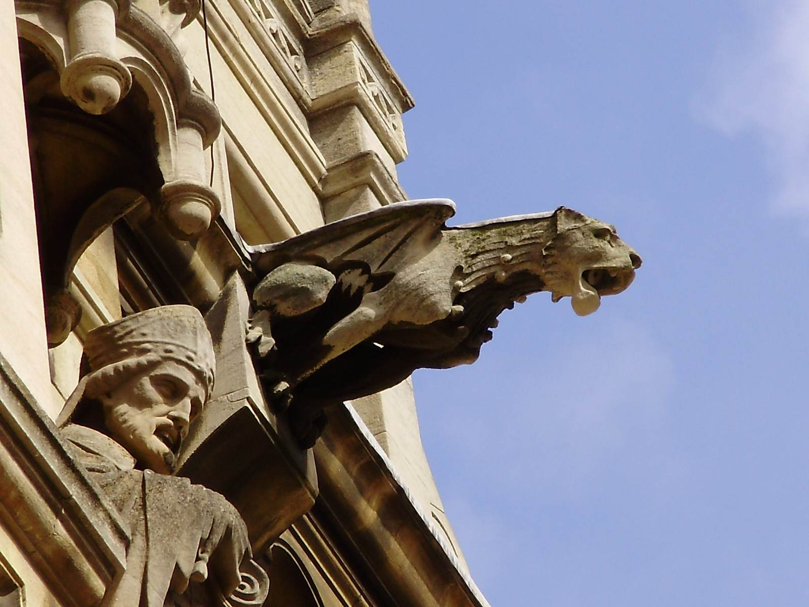Metal On Metal Gargoyles Grotesques Chimeras Part 1