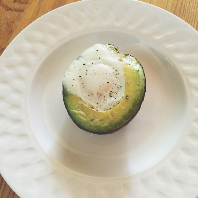 Avocado Egg, Brunch, Breakfast, Recipe
