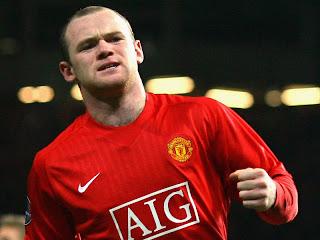 Wayne Rooney striker