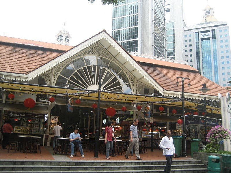 Lau pa sat for Dans quel pays se trouve singapour