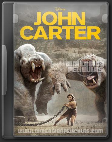John Carter (BRRip HD Español Latino) (2012)