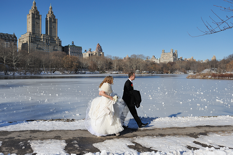 Wii wedding
