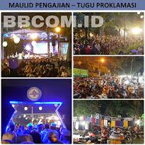 Sewa HT / Rental HT Jakarta Pusat, Tugu Proklamasi